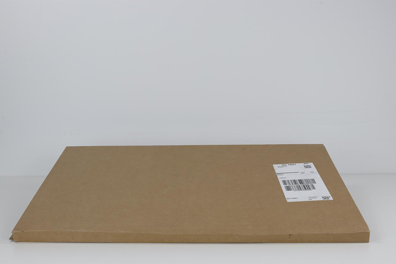 Die Fotoleinwand von CEWE wurde ohne Schäden in einer kompakten Verpackung geliefert.