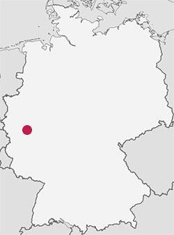 Der Standort von Postertaxi