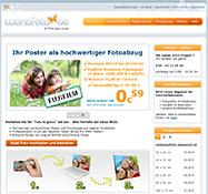 Foto auf Leinwand Anbieter wandfoto.de